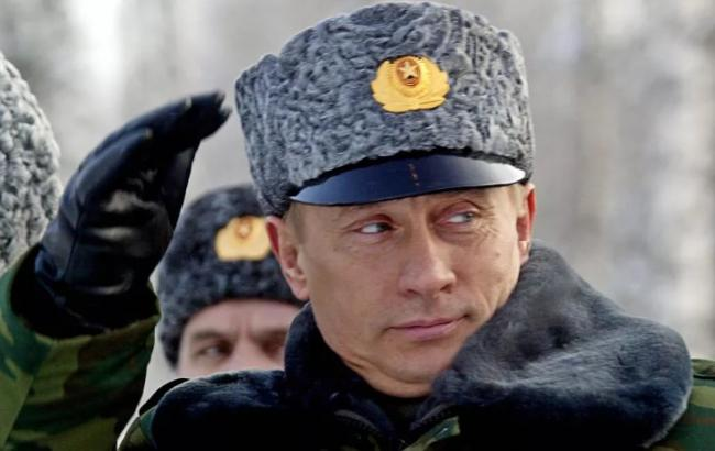 Фото: Володимир Путін (newvz.ru)