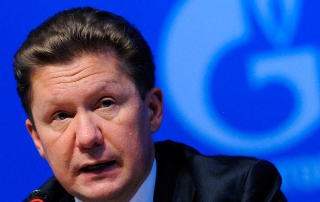 "Фото: глава ""Газпромома"" Алексей Миллер"