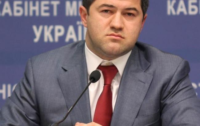 Фото: глава ГФС Роман Насиров