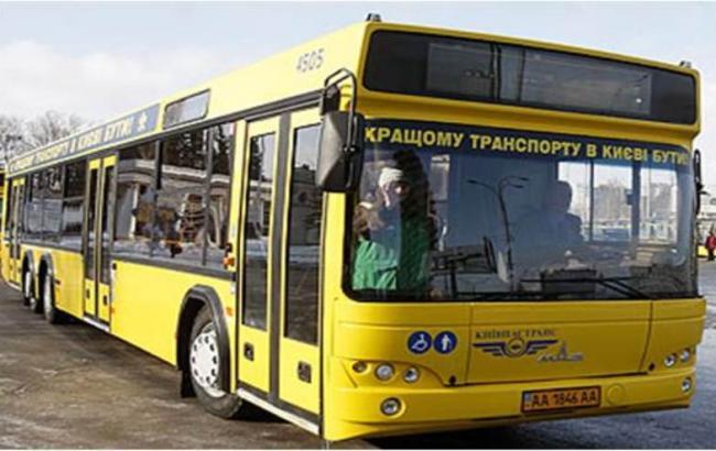 """Фото: автобус КП """"Киевпастранс"""""""