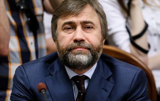 Фото: нардеп Вадим Новинський