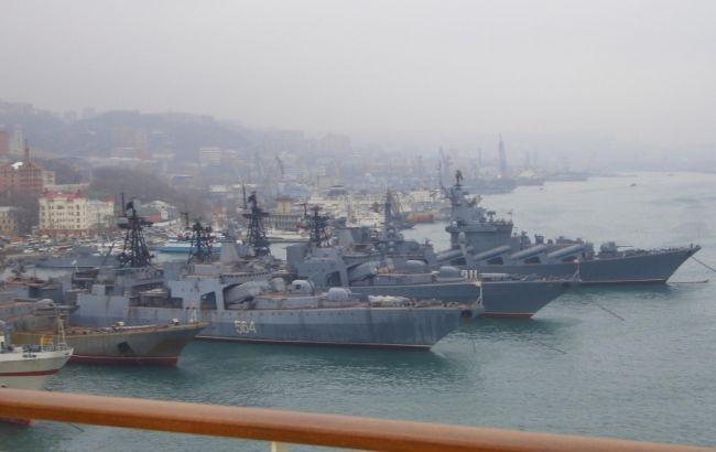 Фото: Тихоокеанский флот России