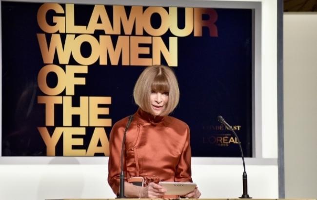 """Фото: Анна Вінтур на премії """"Жінка року"""" (UINP.info)"""