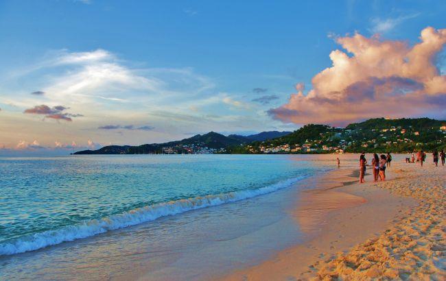 Украинцы смогут поехать без виз на Карибское море в Гренаду уже с 1 марта
