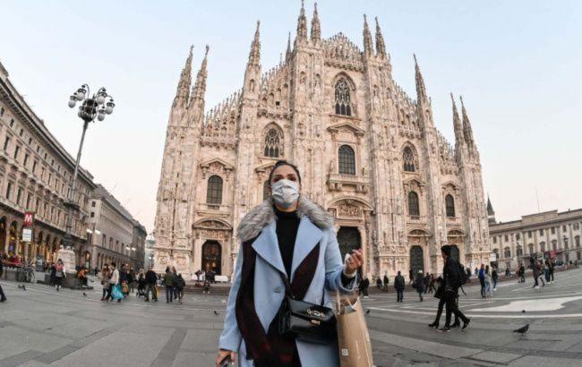 Половина регионов Италии с понедельника идут на локдаун