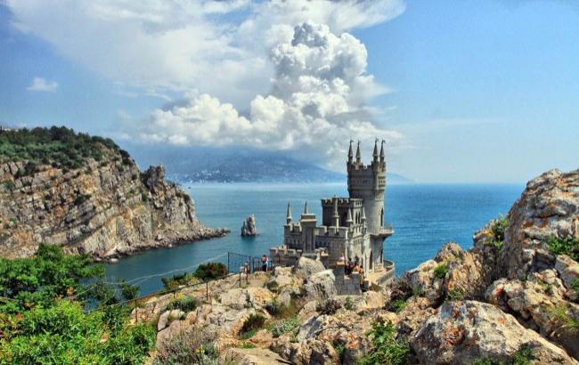 Фото: Крим, Ластівчине гніздо (Nice-Places.com)