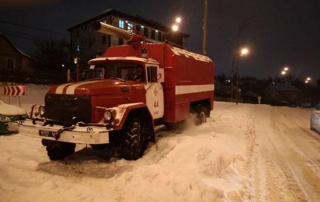Погода в Україні: через ожеледь в деяких регіонах оголосили І рівень небезпечності
