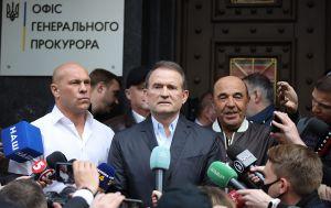 Медведчук получил статус подозреваемого с 11 мая, - Офис генпрокурора
