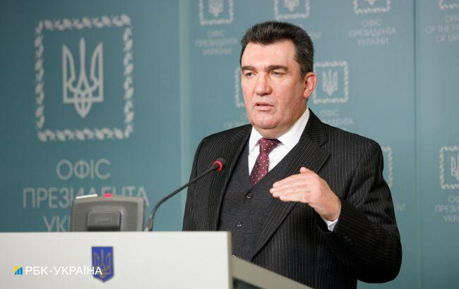 Данілов: в України немає плану повертати окуповані території військовим шляхом