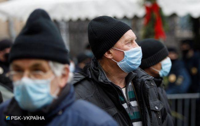 В НАН спрогнозировали число в Украине новых случаев COVID в ближайшие недели