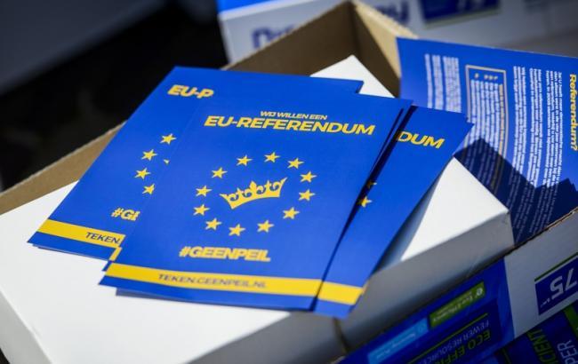 У Нідерландах зростає число прихильників асоціації Україна-ЄС