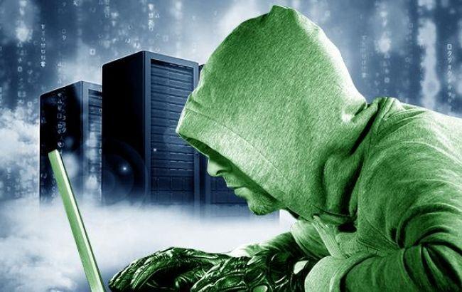 Фото: хакерська атака на Україну (колаж РБК-Україна)