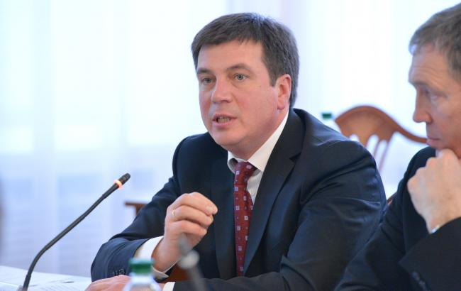Фото: голова Мінрегіону Геннадій Зубко