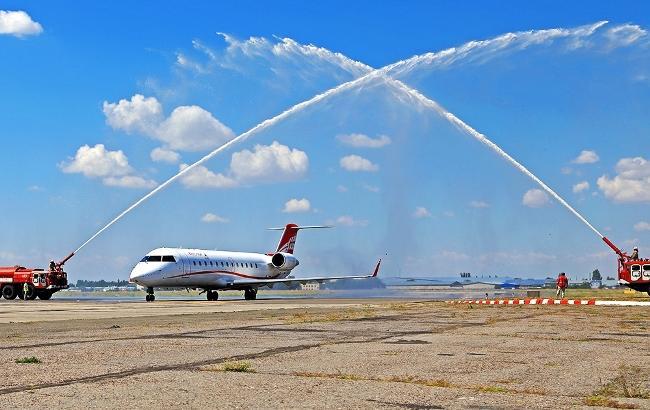 Georgian Airways с 1 июля начала выполнять прямые рейсы из Тбилиси в Одессу