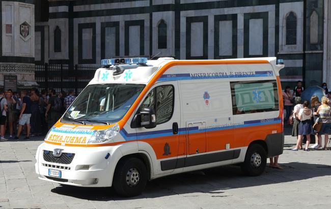 У Неаполі вбили громадянина України