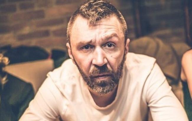 """Фото: Сергей Шнуров, """"Шнур"""" (antikor.com.ua)"""