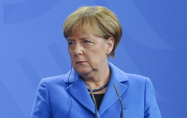 Фото: Ангела Меркель (yatsenyuk.org.ua)