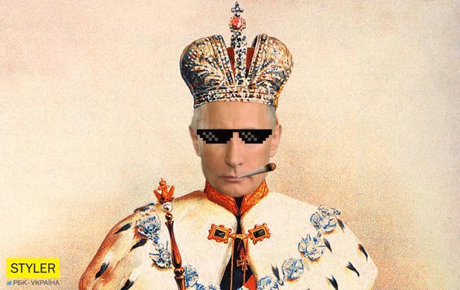 У Росії запропонували зробити імператором Путіна