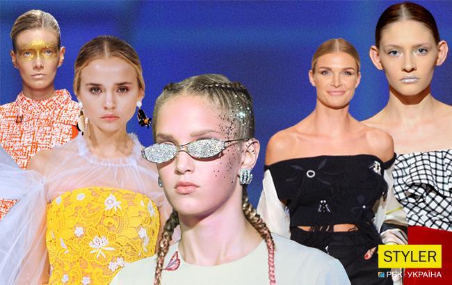 Фото: В новом весенне-летнем сезоне украинские дизайнеры призывают подчеркивать женственность и не отказываться от трендов прошлых сезонов (Коллаж, Styler.rbc.ua)