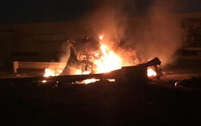 По аеропорту Багдада завдали ракетних ударів, загинув іранський генерал