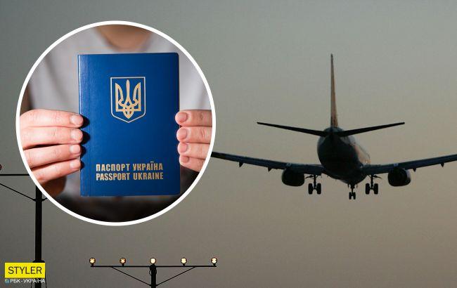 """Українка, яка викинула паспорт, записала емоційне відео: """"ви мене розриваєте на шматки!"""""""