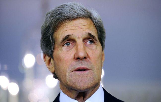Керри обсудил с Путиным ситуацию в Украине и Сирии, а также судьбу Савченко