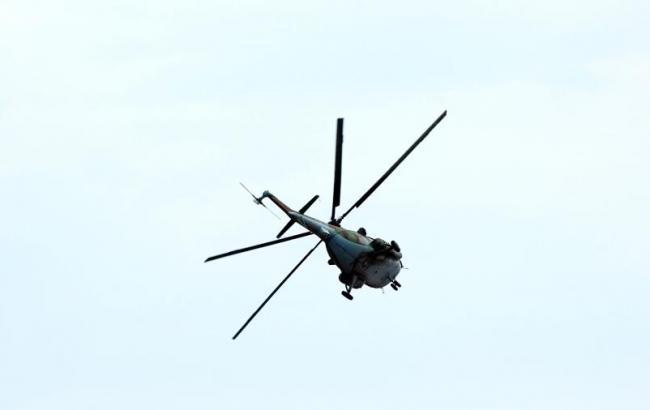 В Афганистане разбился вертолет с украинцами на борту