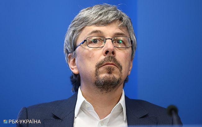Ткаченко подав декларацію на посаду голови КМДА