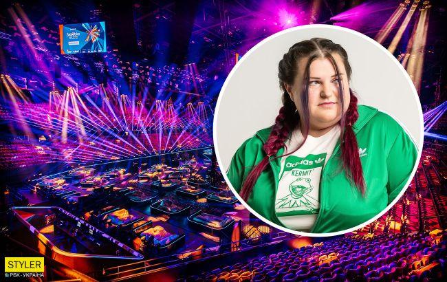 Alyona Alyona поделилась своими планами на Евровидение 2022
