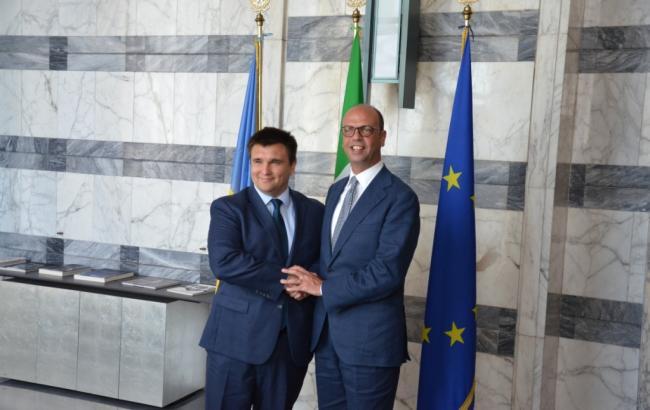 Италия иУкраина договорились обактивизации сотрудничества