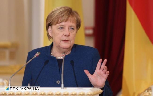 Меркель: мы все еще в начале пандемии коронавируса
