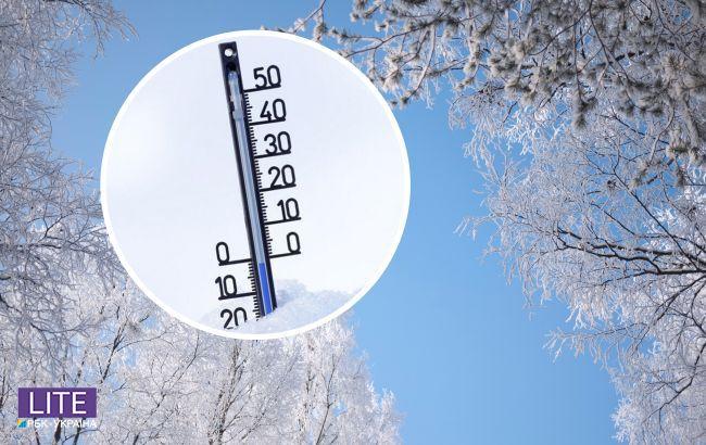 Морозы и снегопады: синоптики дали прогноз на рабочую неделю