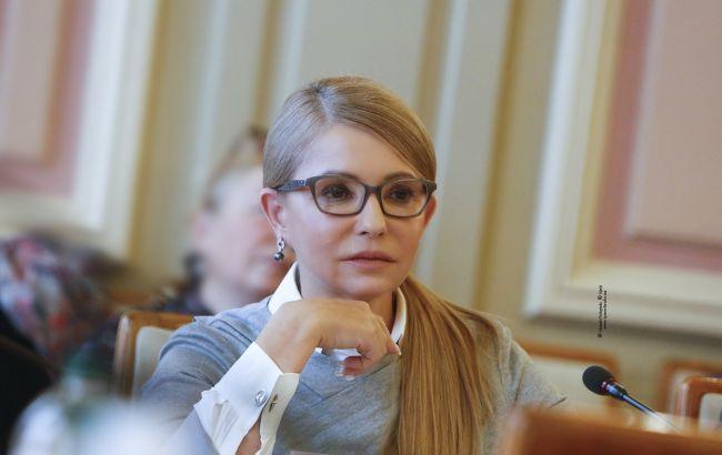 Тимошенко: ми зробимо вчительську професію в Україні гідною