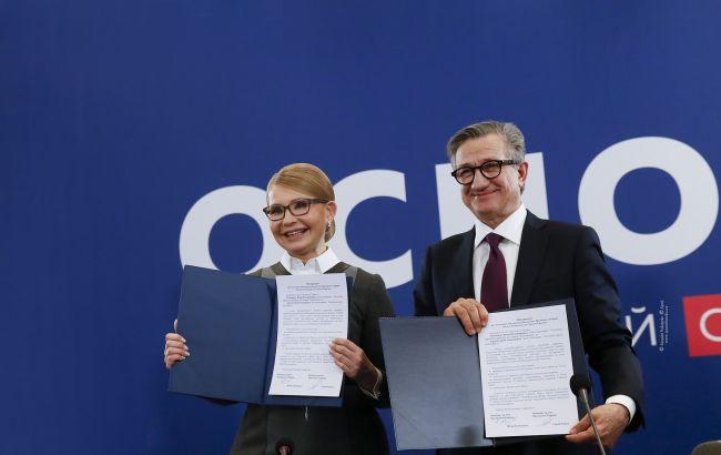 Тарута підтримав Тимошенко на виборах президента