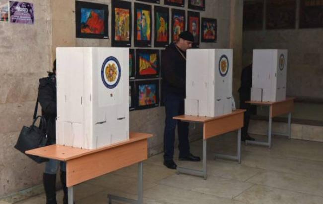 В Армении завершились выборы в парламент