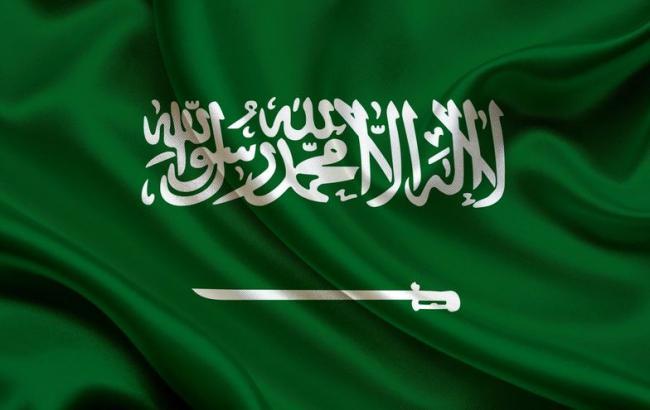 Фото: флаг Саудовской Аравии