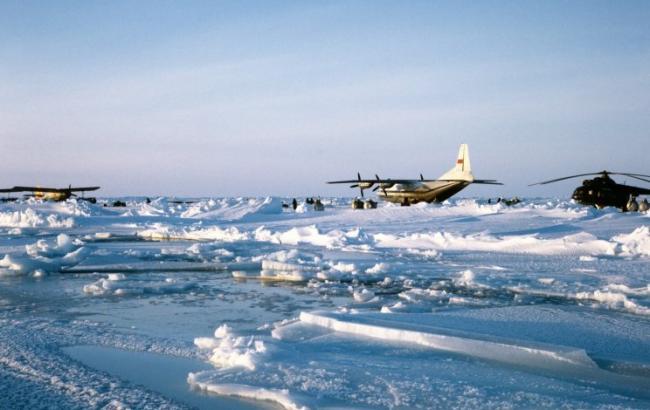 Фото: Россия укрепляет свое присутствие в Арктике