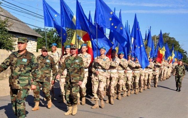 Дополнение кНАТО либо вместо Североатлантического альянса— АрмияЕС