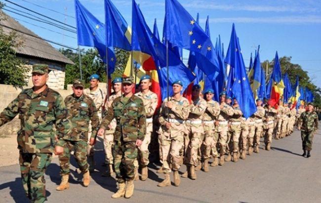 FT: Германия подготовила проект единой армии Евросоюза