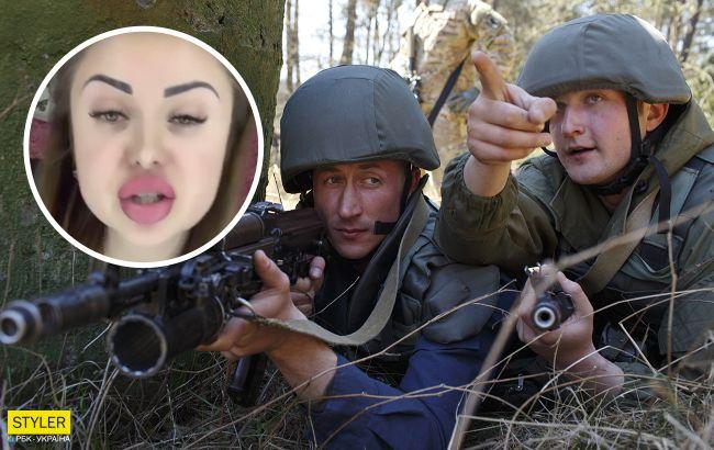 Мастер из салона красоты облила грязью украинских военных: ненавижу этих тварей
