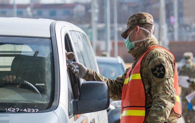 В США коронавирус подтвердили у более 75 тысяч человек