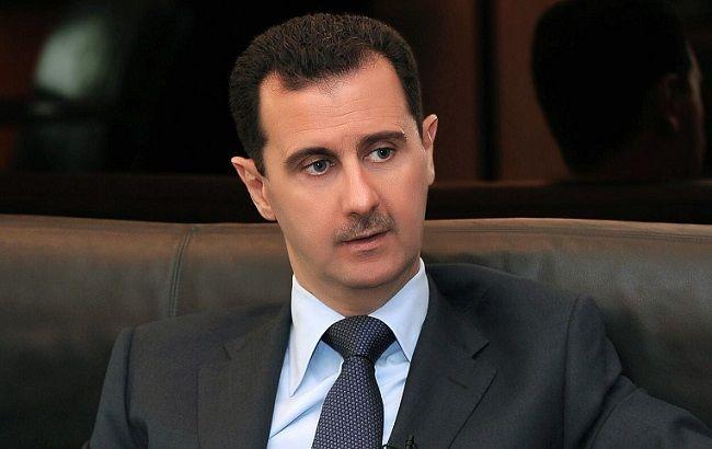 Фото: Башар Асад