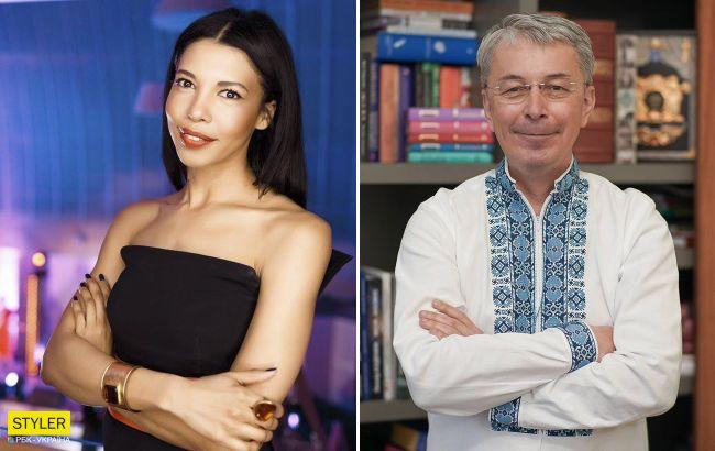 """""""Вы себя в зеркало видели?"""": известная украинская ведущая обвинила министра культуры в расизме"""