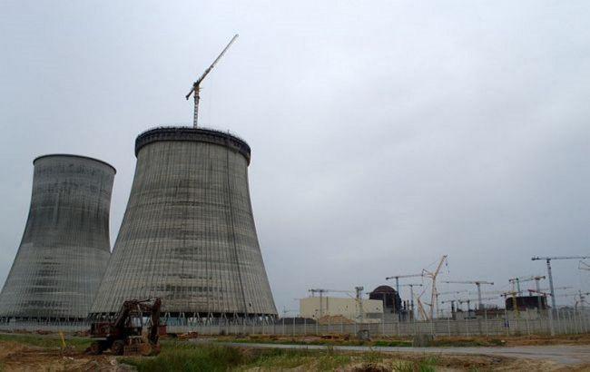 Беларусь отложила запуск первой в стране АЭС