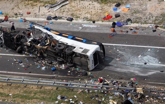 ВАргентине столкнулись два автобуса: минимум 13 погибших