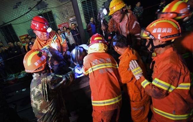 В итоге выброса газа наугольной шахте вКитайской народной республике погибли трое горняков