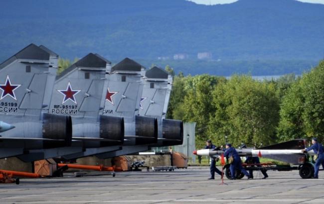 Фото: Держдума РФ може ратифікувати угоду по авиагруппе в Сирії