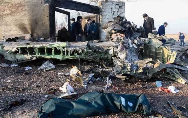 Іран визнав потрапляння двох ракет в літак МАУ