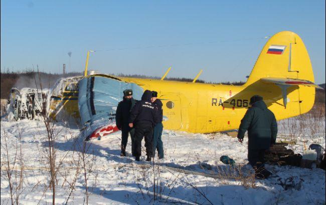 В Магадане Ан-2 не смог взлететь, есть пострадавшие
