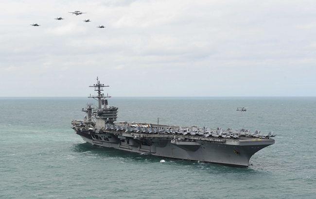 На более 20 кораблях ВМС США зафиксированы случаи COVID-19
